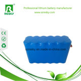 paquete de la batería del Li-ion 7.4V 8800mAh para los aparatos médicos portables