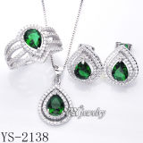 형식 925 Silver Jewelry Set 또는 Wedding Ring (YS-1255, 1390년, 2131/38/39/50)