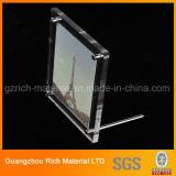 Freier Raum/transparente Acrylabbildung-Bildschirmanzeige/Plexiglas-Acrylfoto-Rahmen