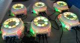 Het heetste het Verkopen Gehele LEIDENE van de Vlek van de Disco van het Stadium van de Verkoop 8*3W RGBW 4in1 Licht van het Effect