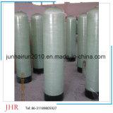Reservatórios automáticos de amaciador de água de resina de troca de iões