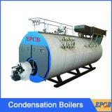 Un vapore industriale d'alimentazione automatico da 4 tonnellate caldaia del pacchetto dell'acqua calda