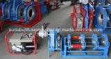 Сварочный аппарат сплавливания приклада трубы HDPE Sud160h