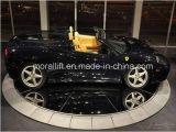 Plataforma giratória de giro do carro de 360 graus para Carpot
