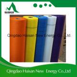 Alkali-Beständiges Fiberglas-Ineinander greifen der besten der Verkaufs-8X8mm gelben Farben-210G/M2