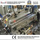 Linha de produção automática não padronizada do elevado desempenho para a ferragem plástica