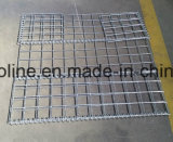 Galvanisiertes Stahlineinander greifen Gabion für Wand