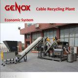 Ligne de recyclage de câble économique / Machine de recyclage