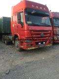 Sinotruck HOWO Rhd LHD verwendeter Traktor-LKW