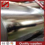 Placas galvanizadas sumergidas calientes de la hoja de acero hechas en China