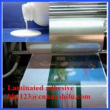 Pegamento frío a base de agua de la laminación de Adheisve para el papel