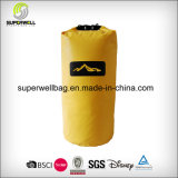 Les sports en plein air imperméabilisent le sac sec de sac à dos de baril