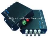 Transmisión por fibras ópticas video de Ahd&Cvi&Tvi 8 de la resolución competitiva del CH 1080P