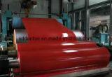 Катушка PPGI стальная/Prepainted стальная катушка для панели сандвича Z60 утеса Wool/PU