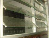 고품질 강화 유리를 가진 조정가능한 알루미늄 미늘창 Windows