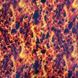 Печать Tskh135-2 Aqua пленки пленок печатание перехода воды черепа и пламени ширины Tsautop горячая продавая 0.5m/1m гидрографическая