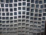 Tubo quadrato galvanizzato tuffato caldo di Q235 Ss400 A36