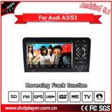 Auto navegação do carro de Hualingan do reprodutor de DVD do GPS para Audi A3/S3