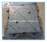 Couverture de trou d'homme malléable de fer/diamètre 600mmx600mm