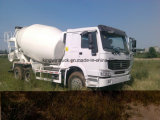 6X4 Driving Type를 가진 Sinotruk Brand Concrete Mixer Truck