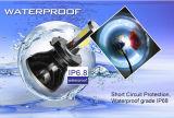 自動車およびオートバイLEDのヘッドライトH1 H4 H7 H11 880 881 Fanless LEDのヘッドライト