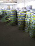 PVC-flexibles faserverstärktes umsponnenes Plastikwasser-hydraulischer Garten-Bewässerung-Rohr-Schlauch