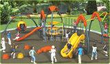 Kaiqi Kind-im Freienspielplatz mit interessanten Spiel-Spielen (KQ60139A)
