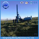 para la instalación solar del poste de la dimensión de una variable de la fundación I de la planta programa piloto de pila de presión hidráulico usado