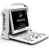 Máquina de ultra-som preto e branco com Pw