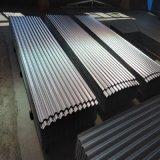 (0.13mm-1.3mm) Feuille de /Roofing de tôle d'acier/tuile de toiture galvanisées