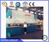 Гидровлический металлопластинчатый тормоз давления CNC, гибочная машина металлического листа (WC67K)