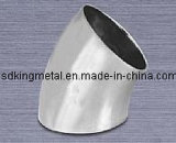 Sch40 Long Radius 90 Stainless Steel Elbow con lo SGS