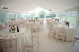 Preiswertes Luxury Transparent Marquee Party Wedding Tent für Sale