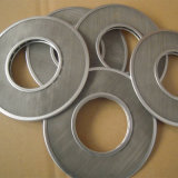 Rete metallica del disco del filtro dal cerchio concentrico
