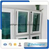 Двойное окно Casement орденской ленты UPVC