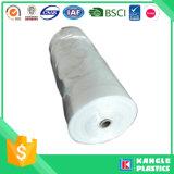 Wäscherei verwendeter Plastikkleid-Beutel in der Rolle