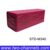 Altavoz sin hilos portable sucinto Std-M340 de Bluetooth