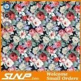 Tessuto 100% di cotone con il disegno di modo di stampa per vestiti