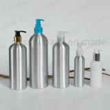 Frasco de alumínio da alta qualidade com a bomba da loção do corpo do banho (PPC-ACB-030)