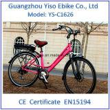 Bicyclette électrique avec le moteur sans frottoir d'engine de Xofo