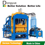 Dongyue Brand Qt4-15 Hydraulic Press Block Machine (комплект 39 в Индии)