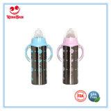Diritte bottiglie in acciaio inox per bambini con Soft Succhietto