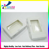 Soft Paper Packaging Plastic Window Box