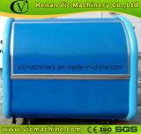 carro azul recomendado fabricación del alimento con la certificación del CE