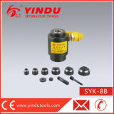 escavador hidráulico do furo da placa 10t de aço (SYK-8B)