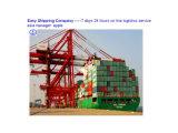 De beroeps consolideert de Uitvoer & de Invoer van China in het Aziatische Verschepen van Steden