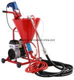 Pulvérisateur privé d'air à haute pression portatif de peinture de mastic de mortier
