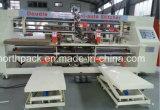 Semi-automático de doble pieza de la máquina de costura cartón SDJ-2000