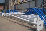Alta calidad poste ligero de acero de Customed
