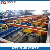 Tableau de refroidissement d'extrusion en aluminium de 680 Ust 4 pouces